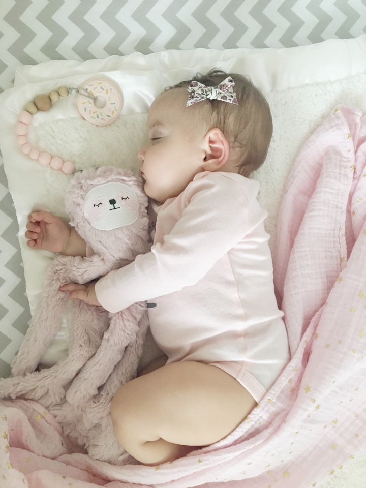 Baby Sleep….to Co-sleep or not to co-sleep?