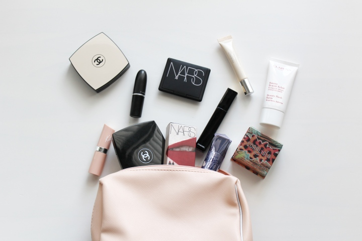 What's in my makeup bag : My Affordable Fall Makeup