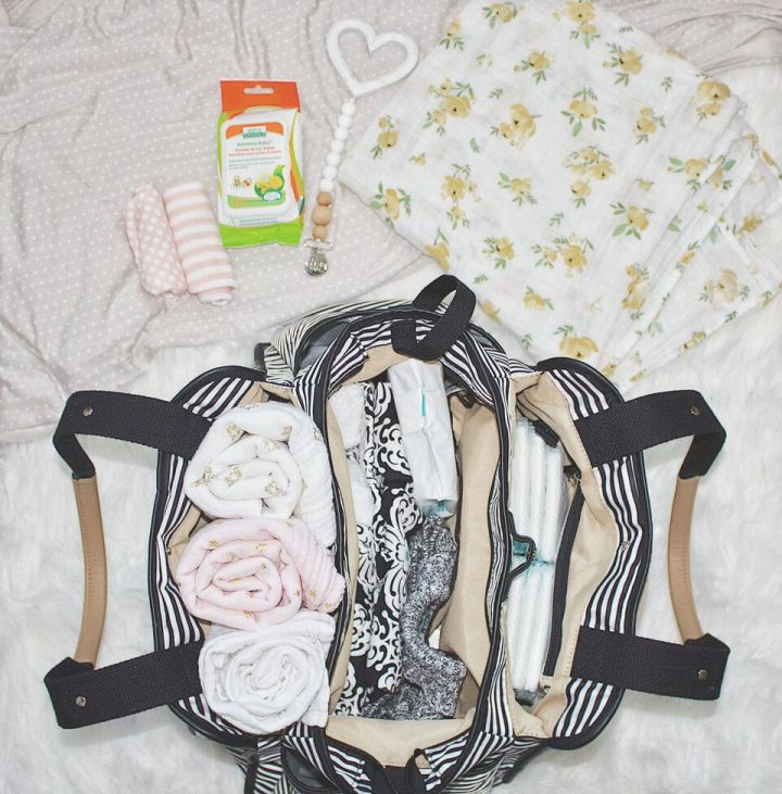 What's in their diaper bag