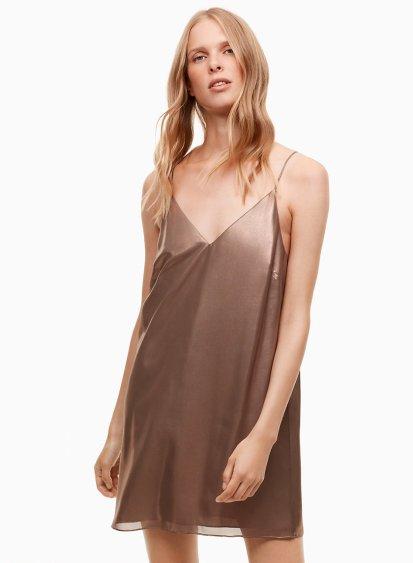 broue dress aritzia